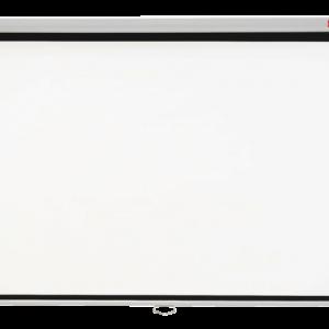 1901970 - NOBO Projectorscherm Elektrische 144x108cm Mat Wit