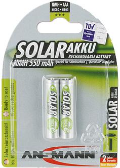 1311-0001 - ANSMANN Batterij AAA 2st