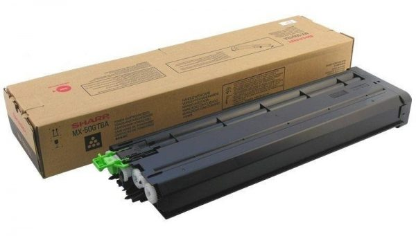 MX50GTBA - SHARP Toner Black 36.000vel 1st