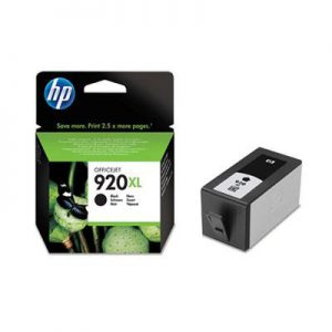 CD975AE - HP Inkt Cartridge 920XL Black 49ml