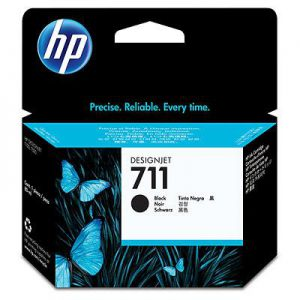 CZ133A - HP Inkt Cartridge 711 Black 80ml