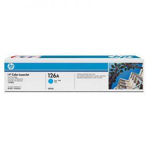 CE311A - HP Toner Cartridge 126A Cyaan 1.000vel