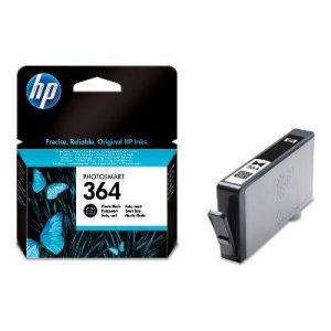 CB317EE - HP Inkt Cartridge 364 Photo Black 3ml 1st