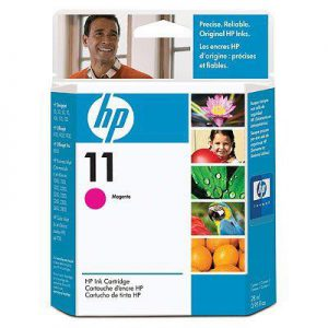 C4837AE - HP Inkt Cartridge 11 Magenta 28ml
