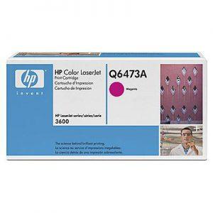 Q6473A - HP Toner Cartridge 502A Magenta 4.000vel