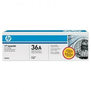 CB436A - HP Toner Cartridge 36A Black 2.000vel