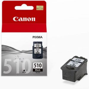 2970B001 - CANON INK Inkt Cartridge PG-510 Black 9ml