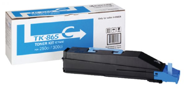 1T02JZCEU0 - Kyocera Toner Cartridge Cyaan 12.000vel 1st