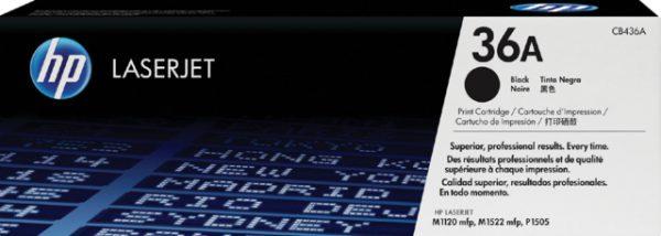 CB436A - HP Toner Cartridge 36A Black 2.000vel