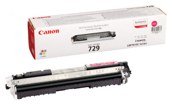 4368B002 - CANON Toner Cartridge 729 Magenta 1.000vel