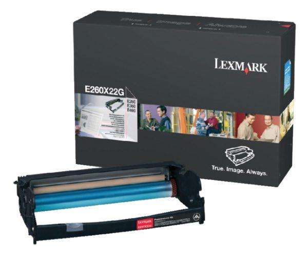 E260X22G - LEXMARK Drum 30.000vel 1st