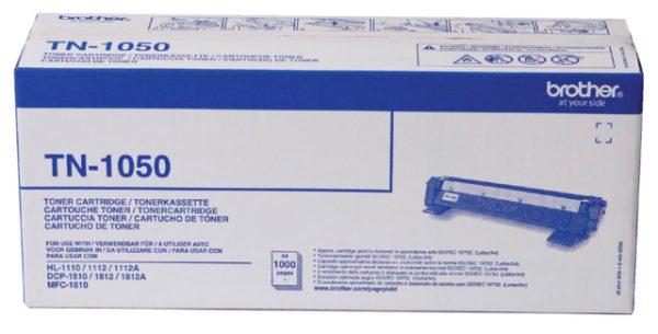 TN-1050 - Brother Toner Cartridge Black 1.000vel 1st