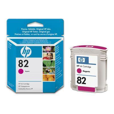 C4912A - HP Inkt Cartridge 82 Magenta 69ml