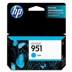 CN050AE - HP Inkt Cartridge 951 Cyaan 700vel 1st