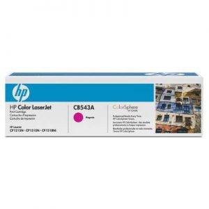 CB543A - HP Toner Cartridge 125A Magenta 1.400vel