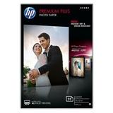 CR677A - HP Fotopapier Premium Plus 10x15cm 300g/m2 Semi Gloss 25vel
