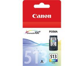 2971B001 - CANON Inkt Cartridge CL-513 Cyaan & Magenta & Yellow 13ml