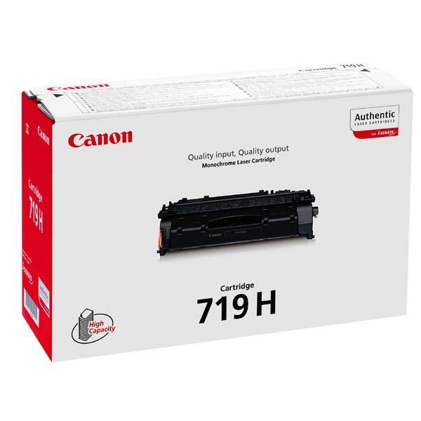 3480B002 - CANON Toner Cartridge 719 Black 6.400vel 1st