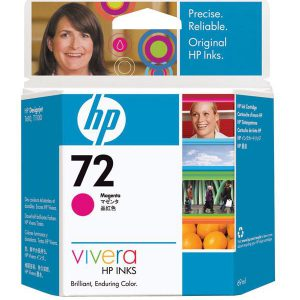 C9399A - HP Inkt Cartridge 72 Magenta 69ml