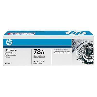 CE278A - HP Toner Cartridge 78A Black 2.100vel