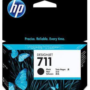 CZ129A - HP Inkt Cartridge 711 Black 38ml