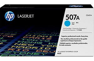 CE401A - HP Toner Cartridge 507A Cyaan 6.000vel