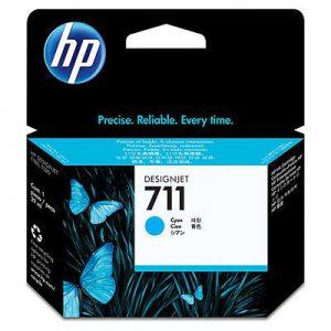 CZ130A - HP Inkt Cartridge 711 Cyaan 29ml