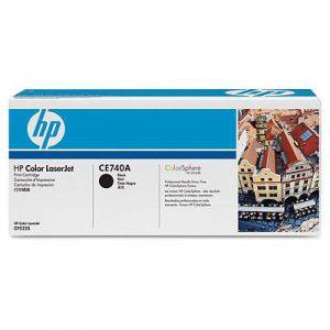 CE740A - HP Toner Cartridge 307A Black 7.000vel