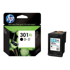 CH563EE - HP Inkt Cartridge 301XL Black 480vel