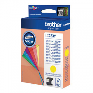 LC-223Y - Brother Inkt Cartridge LC-223Y Yellow 1st