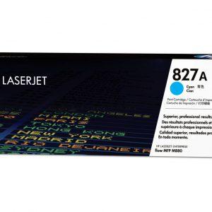 CF301A - HP Toner Cartridge 827A Cyaan 32.000vel