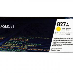 CF302A - HP Toner Cartridge 827A Yellow 32.000vel