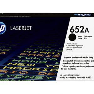 CF320A - HP Toner Cartridge 652A Black 11.000vel