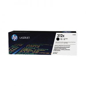 CF380X - HP Toner Cartridge 312X Black 4.400vel