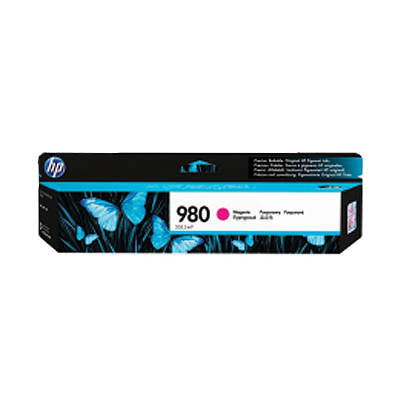 D8J08A - HP Inkt Cartridge 980 Magenta 80,5ml