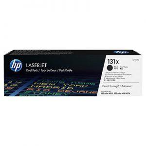 CF210XD - HP Toner Cartridge 131X Black 2.400vel 2st