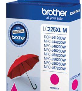 LC-225XLM - Brother Inkt Cartridge LC-225XLM Magenta 1.200vel