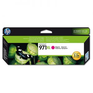 CN627AE - HP Inkt Cartridge 971XL Magenta 6.600vel