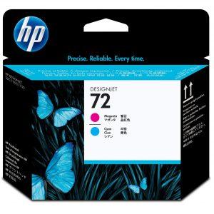 C9383A - HP Printhead 72 Cyaan & Magenta
