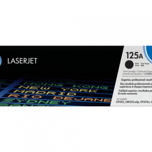 CB540A - HP Toner Cartridge 125A Black 2.200vel