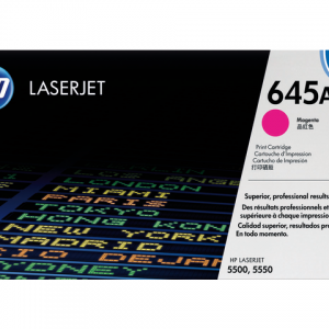 C9733A - HP Toner Cartridge 645A Magenta 12.000vel