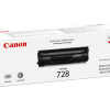 3500B002 - CANON Toner Cartridge 728 Black 2.100vel