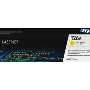 CE312A - HP Toner Cartridge 126A Yellow 1.000vel