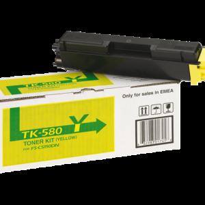 1T02KTANL0 - Kyocera Toner Cartridge Yellow 2.800vel 1st