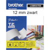 TZE-231 - Brother Lettertape P-Touch 12mm 8m Wit Zwart TZE-231
