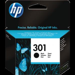 CH561EE - HP Inkt Cartridge 301 Black 3ml