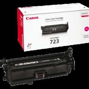 2642B002 - CANON Toner Cartridge 723 Magenta 8.500vel