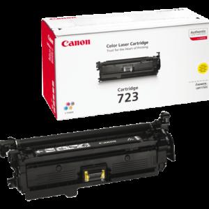 2641B002 - CANON Toner Cartridge 720 Yellow 8.500vel