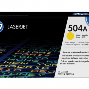 CE252A - HP Toner Cartridge 504A Yellow 7.000vel