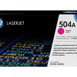 CE253A - HP Toner Cartridge 504A Magenta 7.000vel